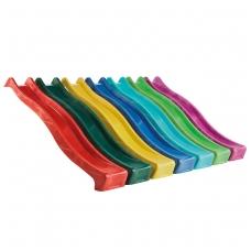 """Plastikinė čiuožykla """"S line"""""""