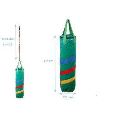 Bokso kriaušė naudojama lauko sąlygomis 3