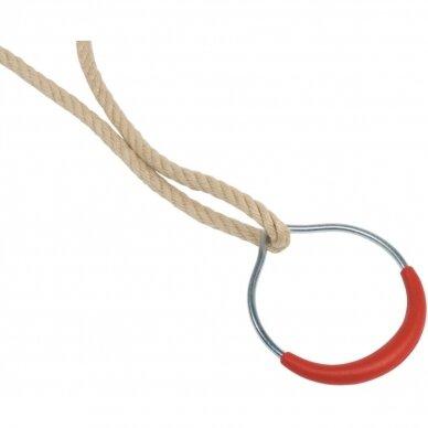 Gimnastiniai žiedai 3