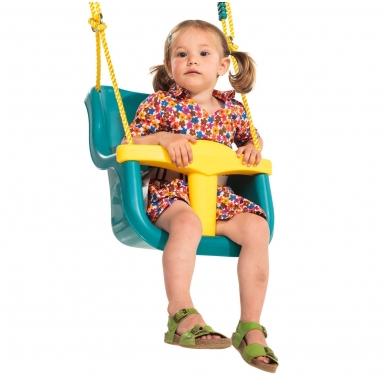 Kūdikio kėdutė - sūpynė Lux
