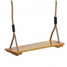 Medinė sėdynė