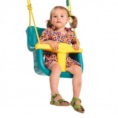 Kūdikio kėdutė - sūpynė Lux 5