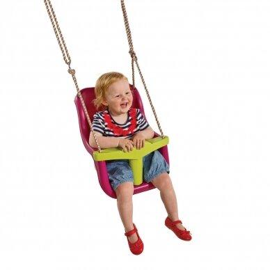 Kūdikio kėdutė - sūpynė Lux 4