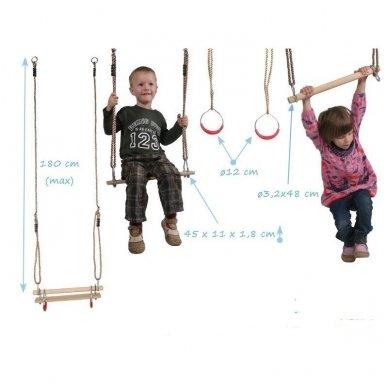 Gimnastikos rinkinys 2