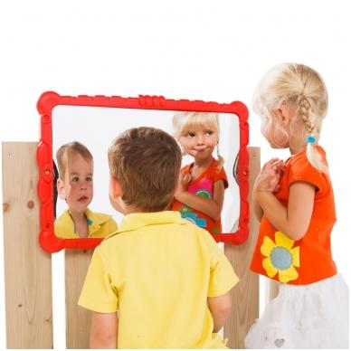Vaikiškas veidrodis 2