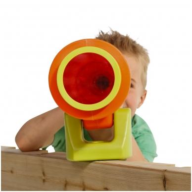 Žaislinis teleskopas 2